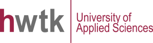 Logo University of Applied Sciences (hwtk)